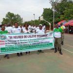 Participation aux 96 heures de l'Elève Douanier