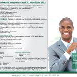 AVIS DE RECRUTEMENT – Directeur(trice) des Finances et de la Comptabilité